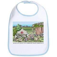 Lemming Aid Bib