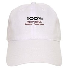 100 Percent Occupational Therapy Assistant Baseball Cap