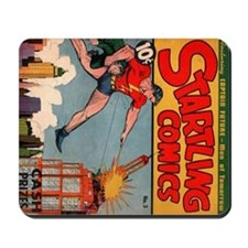 Startling Comics issue 3 Mousepad