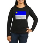 Atenveldt Ensign Women's Long Sleeve Dark T-Shirt
