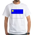 Atenveldt Ensign White T-Shirt