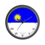 Atenveldt Ensign Wall Clock