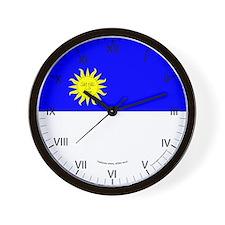 Atenveldt Ensign Wall Clock