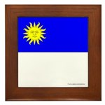 Atenveldt Ensign Framed Tile