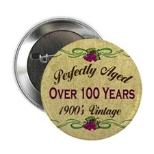 Over 100 Years Button