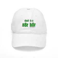 n8r h8r Baseball Cap