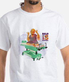 Childhood Cancer/BaldISBeautiful Shirt