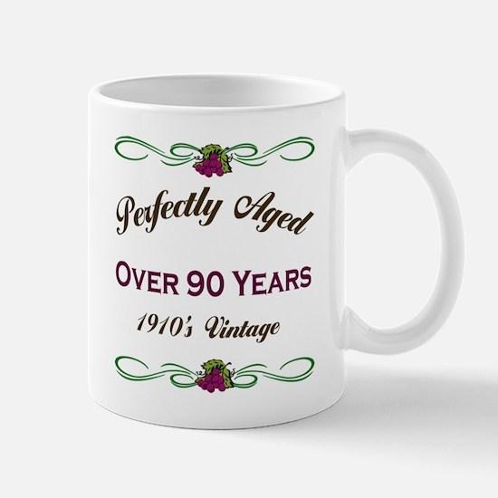 Over 90 Years Mug