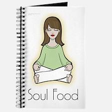 Spiritual/Yoga/Fun Soul Food Journal