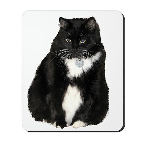Helaine's Elvis the Cat Mousepad