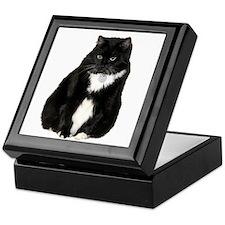 Helaine's Elvis the Cat Keepsake Box