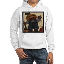 Scarecrow Quilt Hoodie