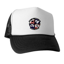 MOBILE MINE ASSEMBLY GROUP Trucker Hat