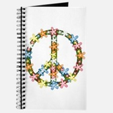 Peace Flowers Journal