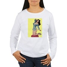 Pajamas Girl T-Shirt