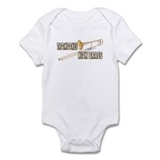 Trombones Kick Brass Infant Bodysuit