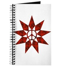 Red Peace Star Journal