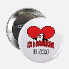 "18th Celebration 2.25"" Button (10 pack)"