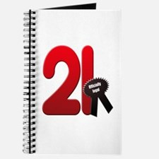 21 officially legal Journal