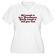 Young Enough Grandmama T-Shirt
