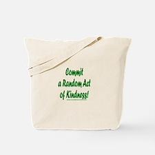 Random Act Tote Bag