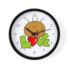 Nanny Wall Clock