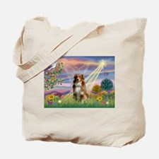 Cloud Angel / Aussie (rm) Tote Bag