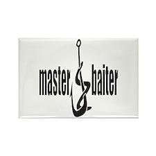Master Baiter Rectangle Magnet