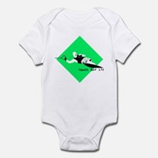 Slalom WaterSkier Infant Bodysuit