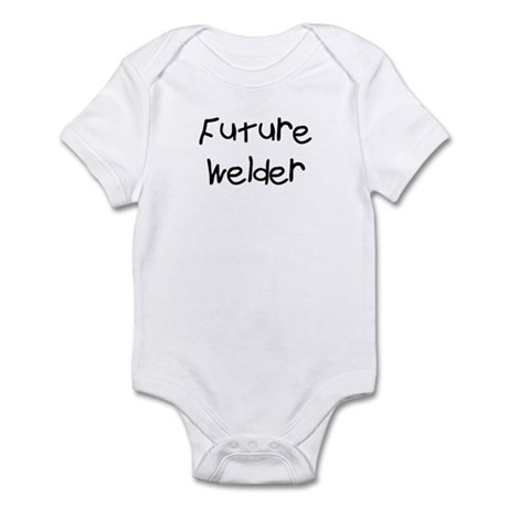 Future Welder Infant Bodysuit