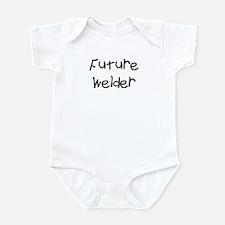 Future Welder Onesie