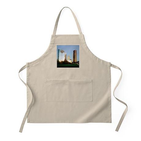 Houston Skyline BBQ Apron