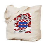 Munch Family Crest Tote Bag