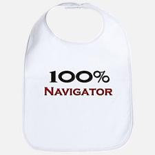 100 Percent Navigator Bib