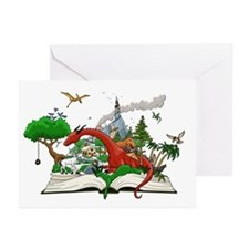 Reading is Fantastic! Greeting Cards (Pk of 10)