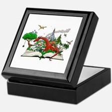 Reading is Fantastic! Keepsake Box