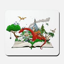 Reading is Fantastic! Mousepad