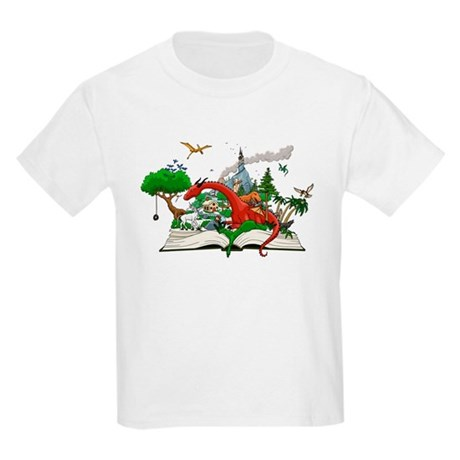 Reading is Fantastic! Kids Light T-Shirt