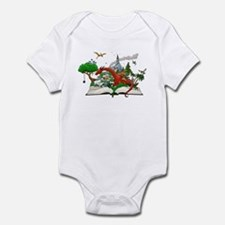 Reading is Fantastic! Infant Bodysuit