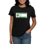 Rated Irish Women's Dark T-Shirt