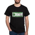 Rated Irish Dark T-Shirt