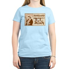 Mexican Homeland Security T-Shirt