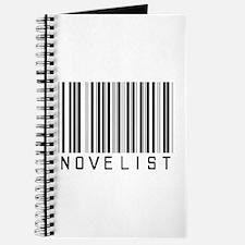 Novelist Barcode Journal