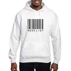 Novelist Barcode Hoodie