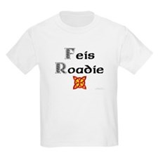 Feis Roadie - T-Shirt