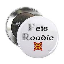 "Feis Roadie - 2.25"" Button (10 pack)"