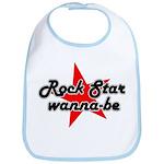 Rock Star wanna-be Bib