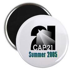 "CAP21 ""Summer 2005"" Magnet"