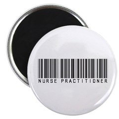 Nurse Practitioner Barcode 2.25