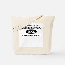 Mathematician Tote Bag